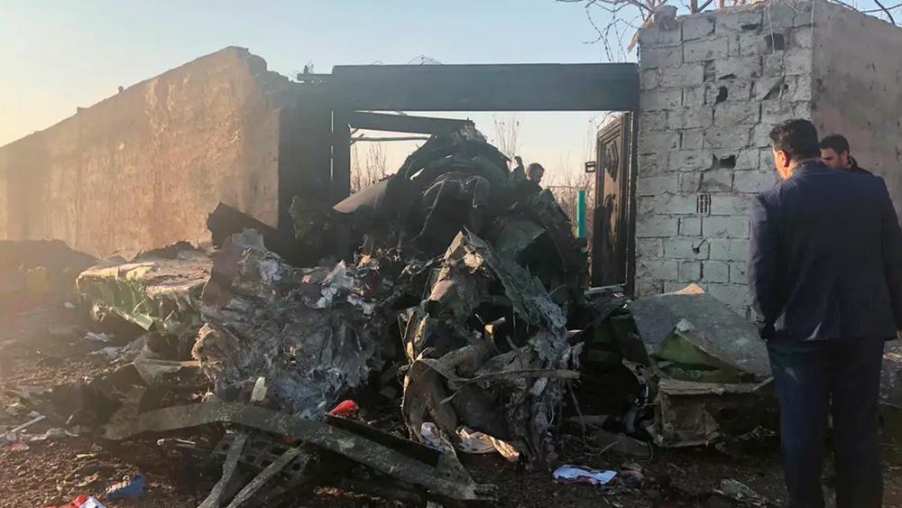 Ιράν: Δεν αποκρύψαμε την αιτία της συντριβής του ουκρανικού αεροσκάφους