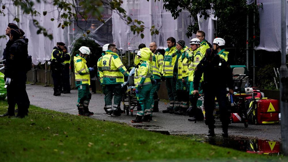 Σουηδία: Δεκάξι τραυματίες από έκρηξη σε πολυκατοικία στο Γκέτεμποργκ