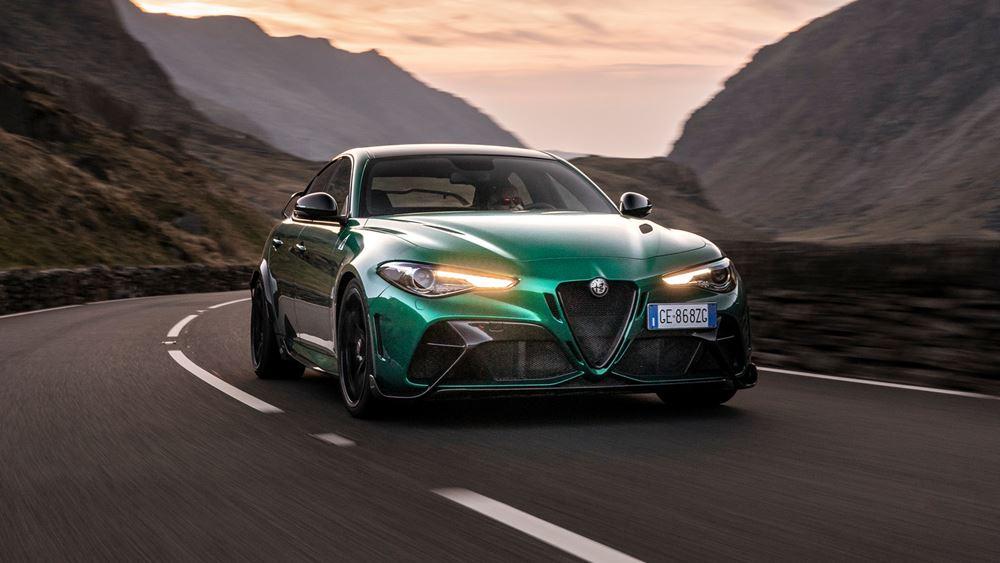 Sold out η νέα Alfa Romeo Giulia GTA