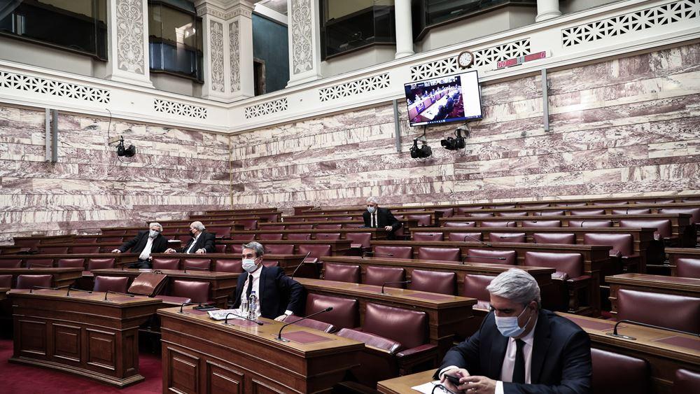 Κοινή συνεδρίαση των επιτροπών Εξωτερικών Υποθέσεων και Άμυνας της Βουλής των Ελλήνων και της Γαλλικής Γερουσίας