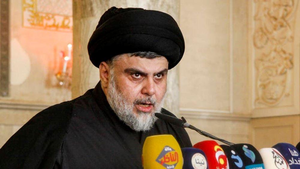 Ο Μοκτάντα Σαντρ καλεί τους Ιρακινούς σιίτες να διαδηλώσουν μαζικά κατά των ΗΠΑ