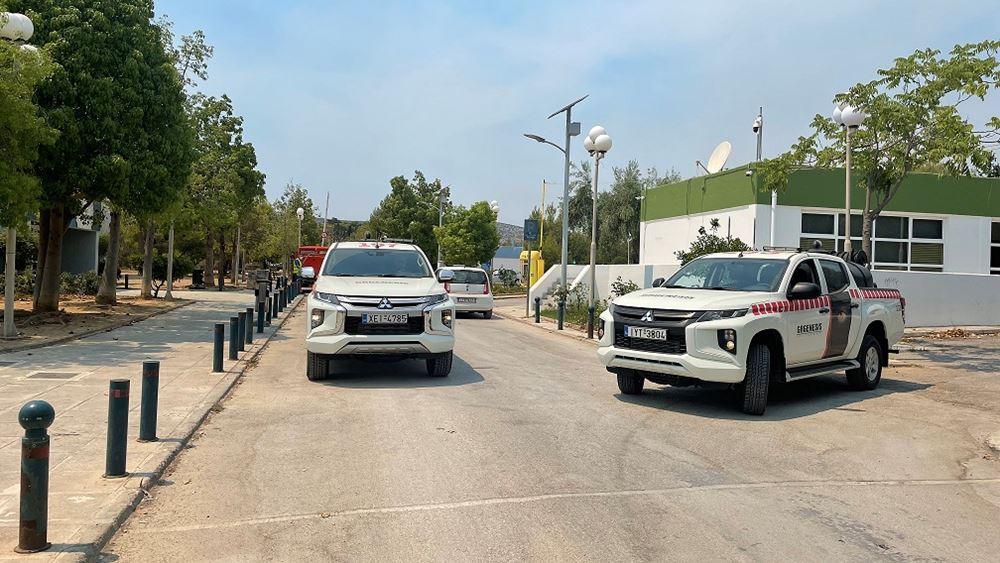 Γ. Πατούλης: Ενισχυμένη η πυρασφάλεια στο Μητροπολιτικό Πάρκο Τρίτση