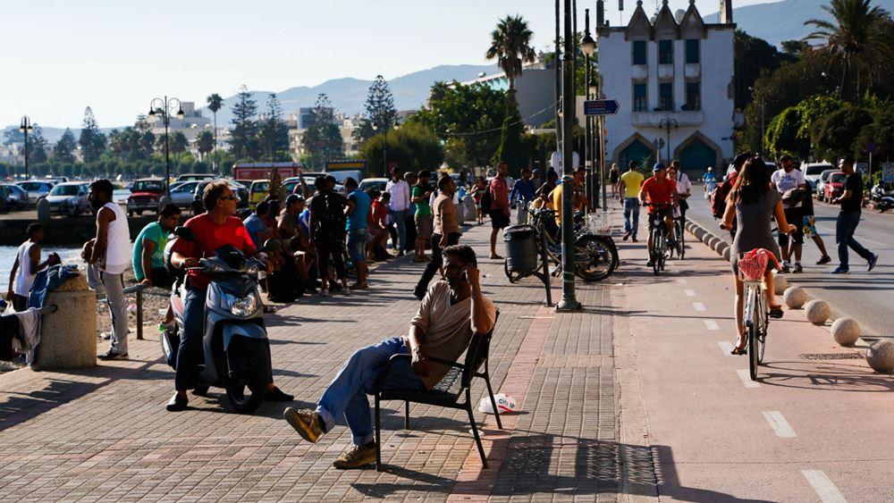 Εξαρθρώθηκε κύκλωμα παράνομης προώθησης μεταναστών στην Ελλάδα και διακίνησής τους στην Ε.Ε.