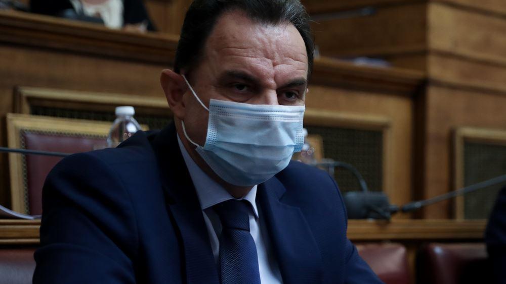 Γεωργαντάς: 32.000 έχουν προγραμματίσει 3η δόση