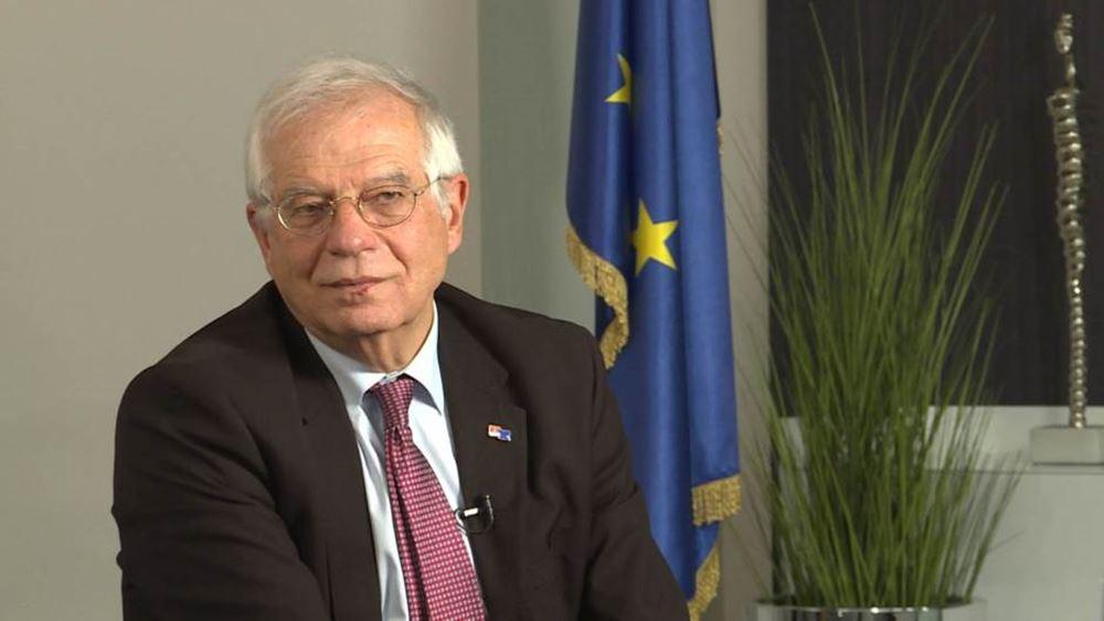 Μπορέλ: Έκτακτη σύγκληση του Συμβουλίου των ΥΠΕΞ της Ε.Ε.