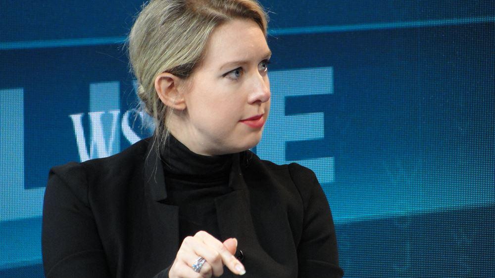 Ελίζαμπεθ Χολμς: H γυναίκα που με την Theranos σημάδευσε για πάντα τη Silicon Valley
