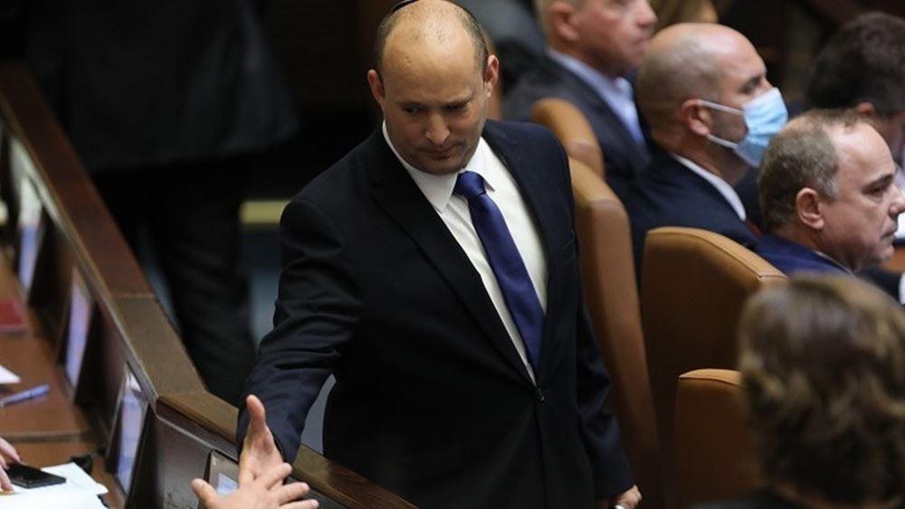 Ισραήλ: Ο κυβερνητικός συνασπισμός διαιρεμένος λόγω της ψηφοφορίας στην Κνεσέτ επί ενός αμφιλεγόμενου μέτρου
