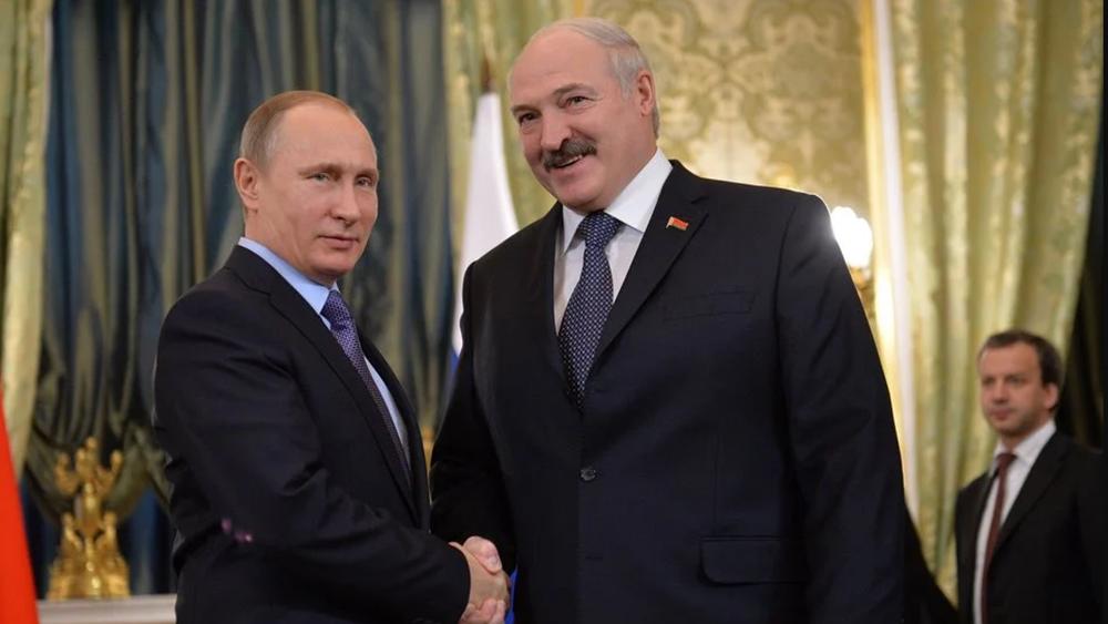 """Ο Λευκορώσος πρόεδρος καταγγέλλει: Φιλορώσοι μαχητές σχεδίαζαν """"σφαγή"""" στο Μινσκ"""