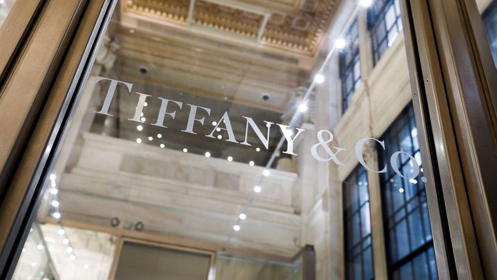 H LVMH αλλάζει τη διοίκηση της Tiffany - Νέος διευθύνων σύμβουλος ο Anthony Ledru
