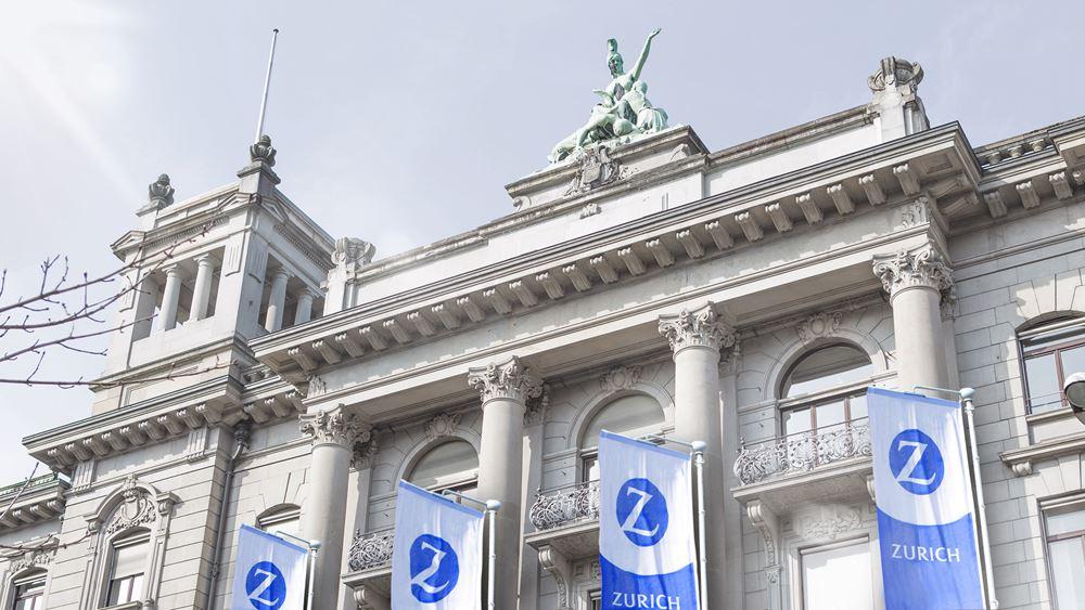 Zurich Financial: Αυξήθηκαν τα κέρδη α΄ εξαμήνου