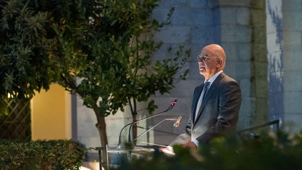Δένδιας: Η Τουρκία έχει πλέον ξεφύγει από το πλαίσιο της λογικής
