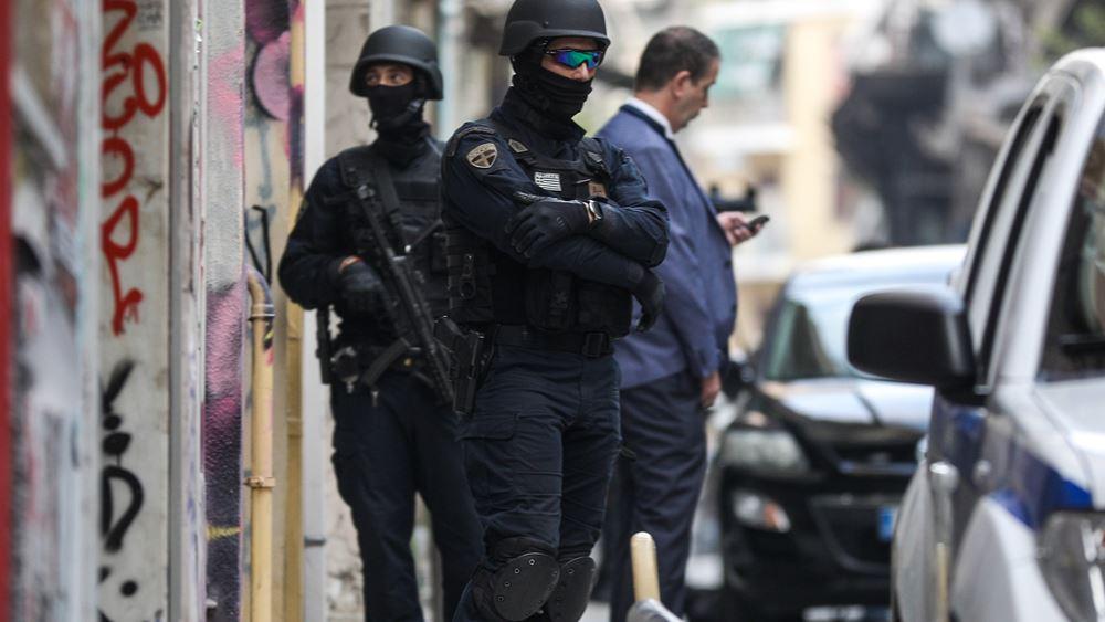 ΕΛΑΣ: Νέα εκκένωση υπό κατάληψη κτηρίου στο Μαρούσι
