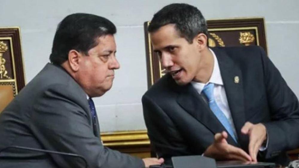 Γκουαϊδό: Καμία διαπραγμάτευση με το καθεστώς Μαδούρο, σε εξέλιξη διαμεσολάβηση της Νορβηγίας