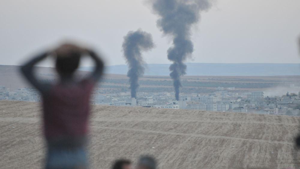 Συρία: Κυβερνητικό ελικόπτερο φέρεται να καταρρίφθηκε από τους αντάρτες