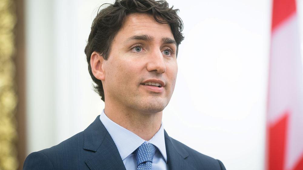 """Καναδάς: """"Καθαρή εντολή"""" δηλώνει πως έλαβε ο πρωθυπουργός Τζάστιν Τριντό"""