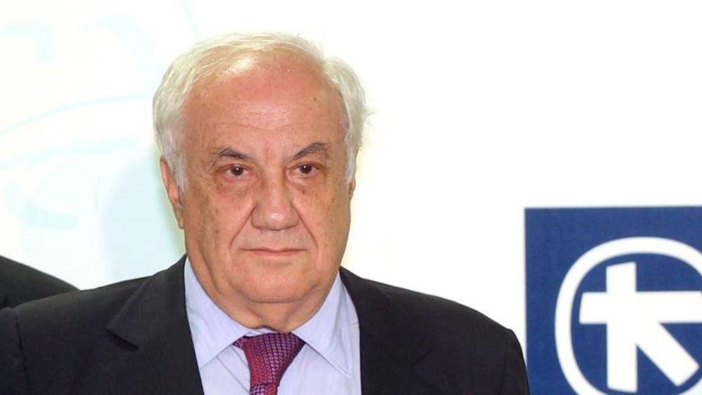 Alpha Bank: Παραιτείται ο Δημήτρης Π. Μαντζούνης