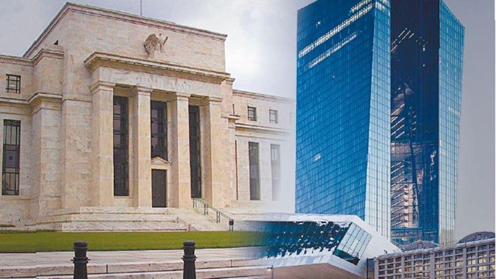 """Η ιαπωνική """"Lehman Brothers"""", η παρέμβαση ΕΚΤ-Fed και οι νέοι κίνδυνοι"""
