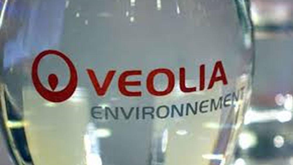 Veolia: Αυξήθηκαν τα καθαρά κέρδη εννεαμήνου