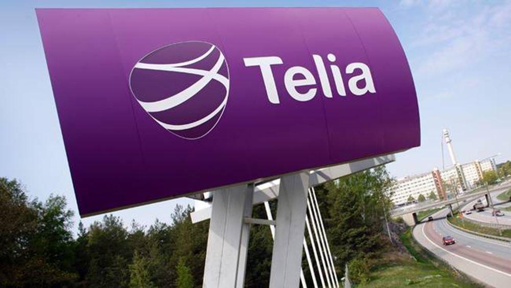 Ζημιές στο β΄ τρίμηνο για την Telia