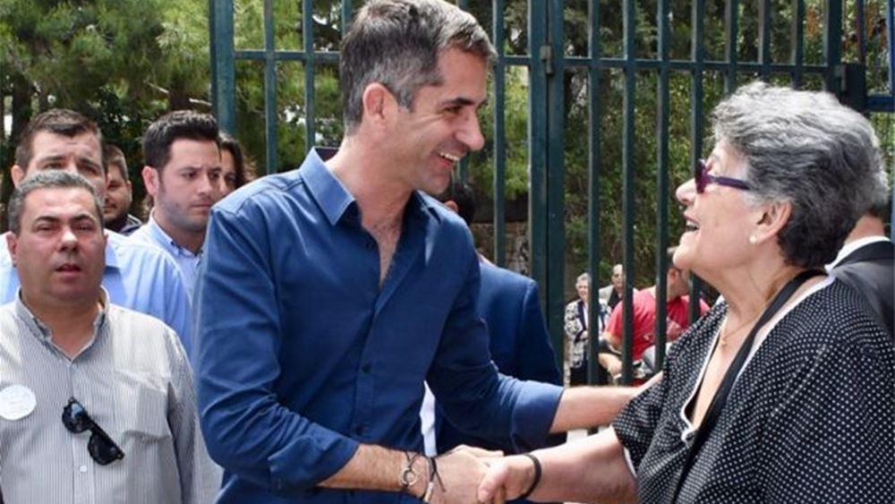 Κάλεσμα Κ. Μπακογιάννη στους Αθηναίους για μαζική συμμετοχή στον β' γύρο