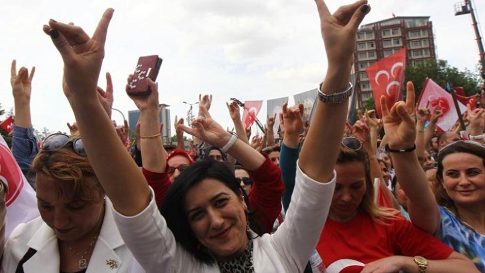 ΗΠΑ: Στο στόχαστρο του νομοσχεδίου για τον νέο αμυντικό προϋπολογισμό οι Γκρίζοι Λύκοι της Τουρκίας
