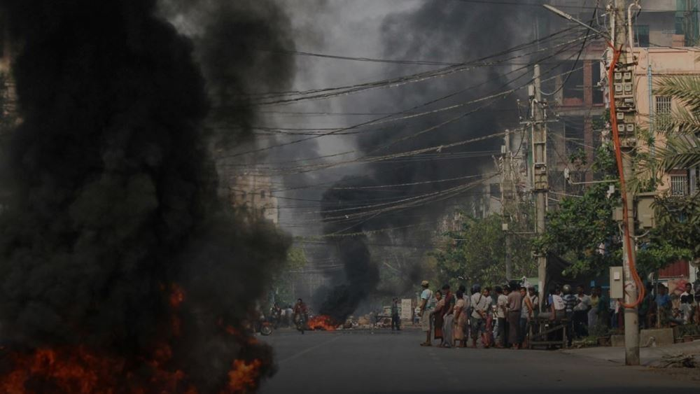 Νεκροί διαδηλωτές στη Μιανμάρ