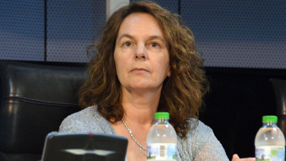 Κ. Παπανάτσιου: Επιδιώκουμε έξοδο από τα μνημόνια χωρίς προληπτική γραμμή