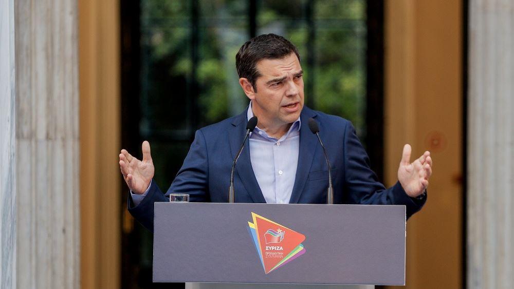 Με κόστος 13,4 δισ. το νέο σχέδιο ΣΥΡΙΖΑ που παρουσίασε ο Α. Τσίπρας