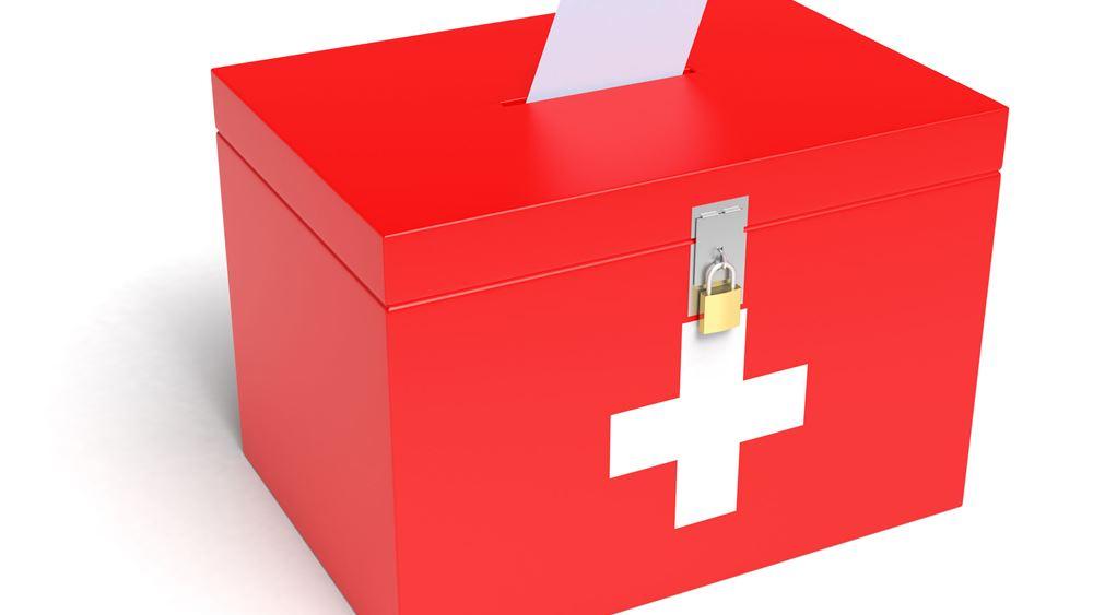 Η Ελβετία κάνει δημοψήφισμα για την αγορά νέων μαχητικών αεροσκαφών