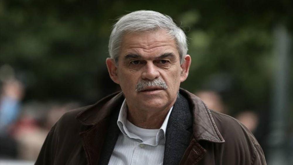 """Τόσκας: """"Φθηνά κολπάκια"""" τα περί ανοχής της κυβέρνησης στη βία και την παραβατικότητα"""