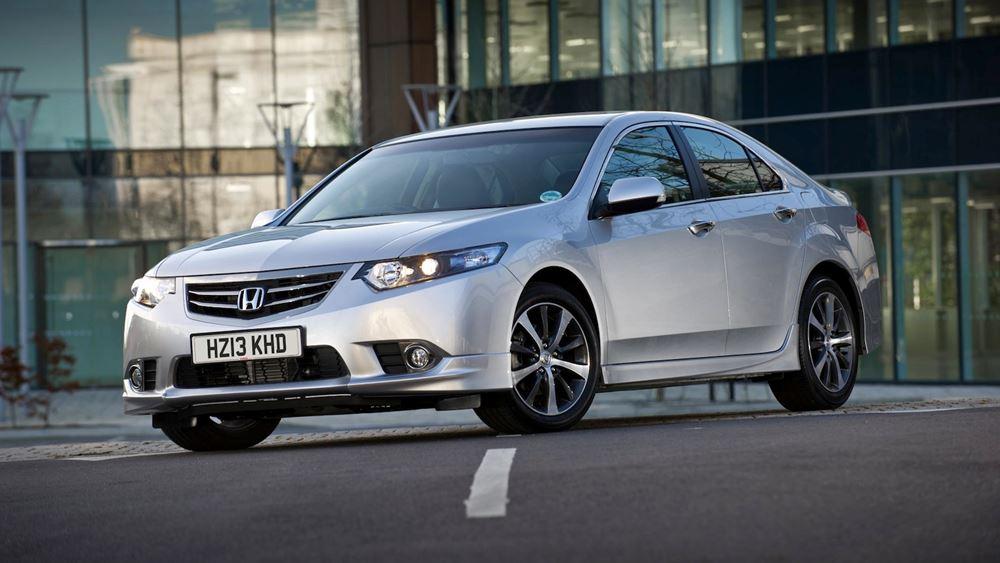 ΗΠΑ: Έρευνα για απώλεια οδηγικού ελέγχου - Αφορά 1,1 εκατ. οχήματα Honda Accord