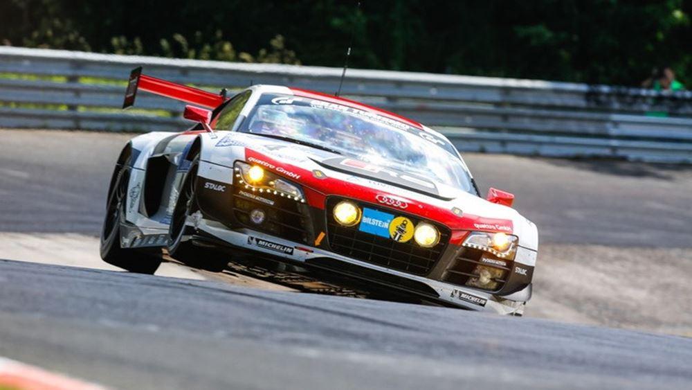 Μεγάλη νίκη της Audi (vid.)