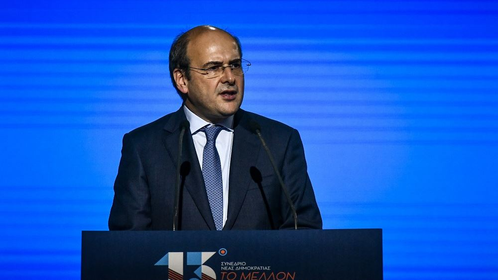 Κ. Χατζηδάκης: Δεν παραιτούμαστε από τα κυριαρχικά μας δικαιώματα