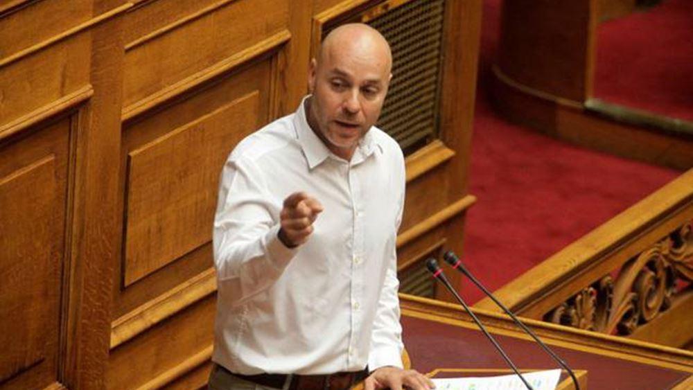 Γ. Αμυράς: Ο Θεοδωράκης να πει γιατί ψήφισε την συμφωνία των Πρεσπών