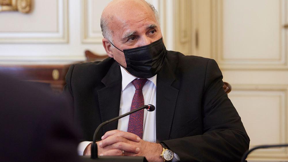 Με τον υπουργό Εξωτερικών του Ιράκ συναντήθηκε στο Μαξίμου ο Κυρ. Μητσοτάκης