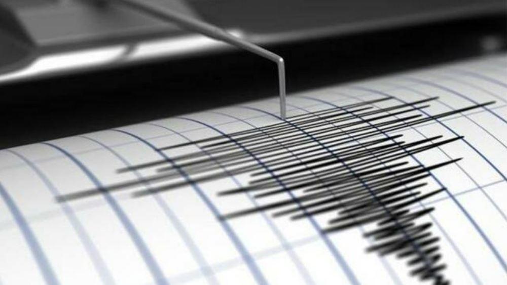 Σεισμική δόνηση έγινε αισθητή σε περιοχές της Αχαΐας