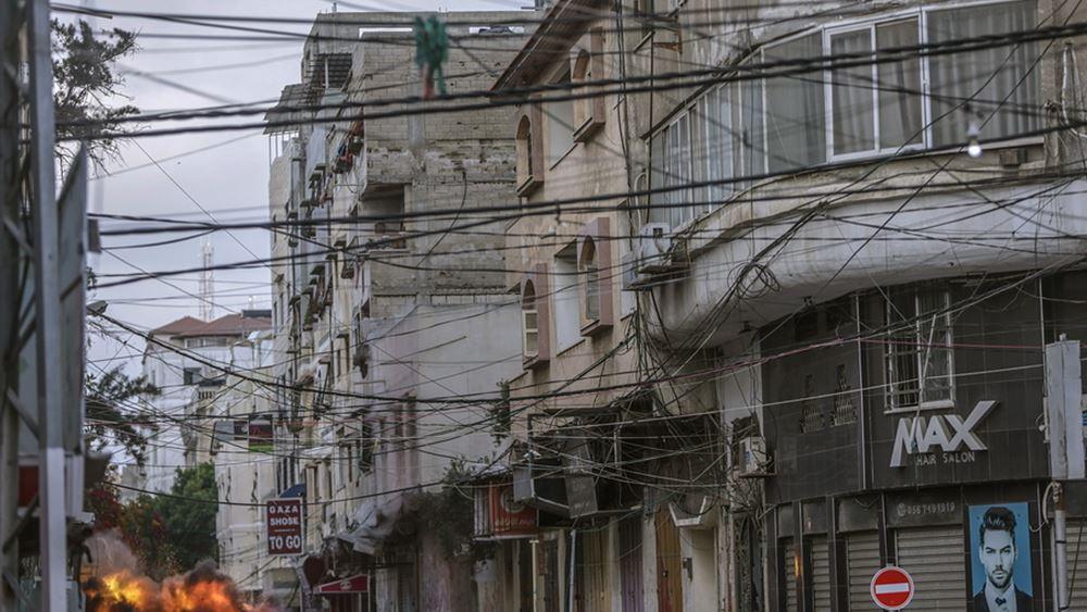 Γάζα: Την οικία υψηλόβαθμου στελέχους της Χαμάς έπληξε ο ισραηλινός στρατός