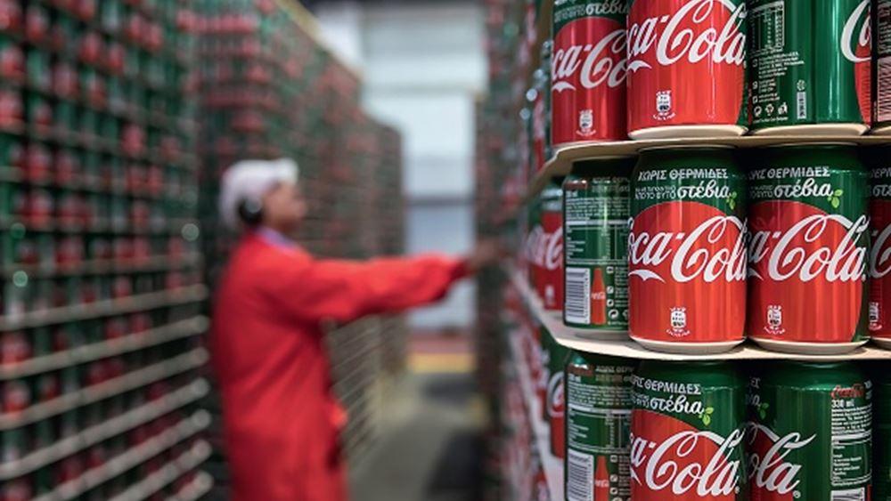 Η Επιτροπή Ανταγωνισμού ελέγχει την Coca Cola 3E για παρεμπόδιση ελέγχου