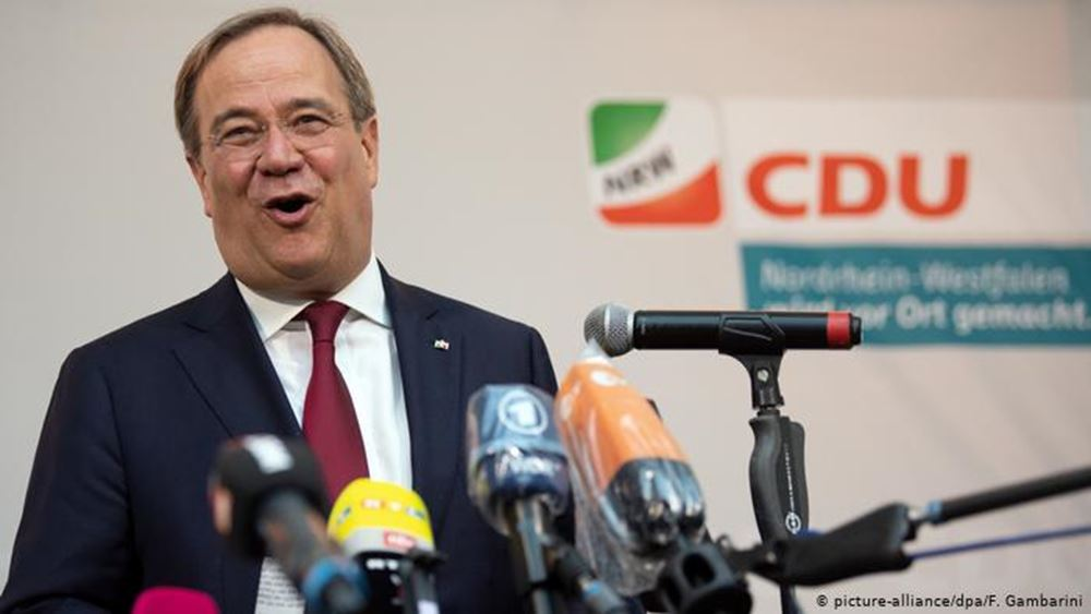 Γερμανία: Ο Άρμιν Λάσετ κέρδισε την ηγεσία του CDU