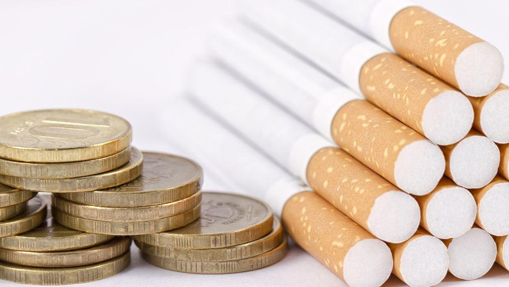 """Τσιγάρα: Αύξηση - """"φωτιά"""" 0,45 - 0,50 ευρώ στο πακέτο από το 2017"""