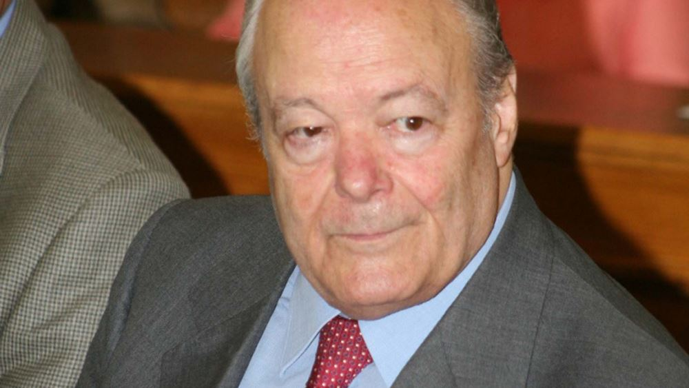 Έφυγε από τη ζωή ο πρώην υπουργός της ΝΔ Νίκος Γκελαστάθης