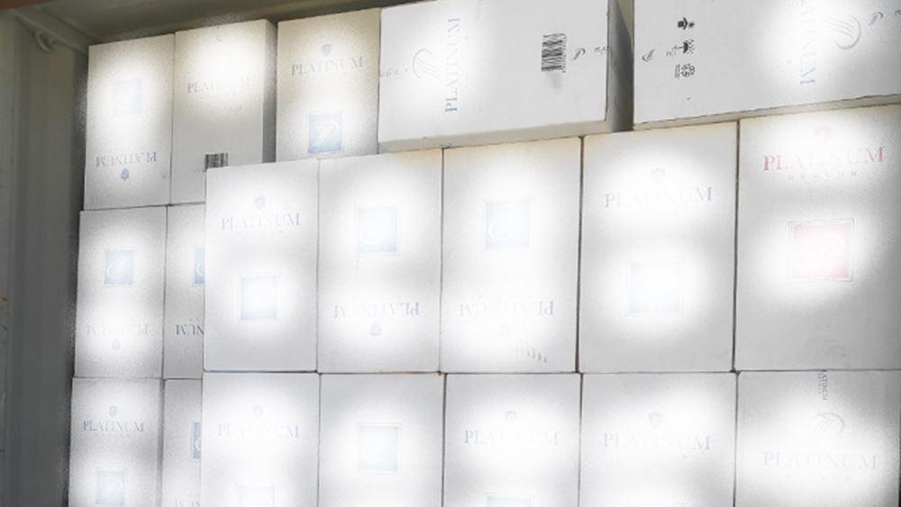 Παράνομο εργαστήριο παρασκευής και συσκευασίας τσιγάρων εντοπίστηκε στον Ασπρόπυργο