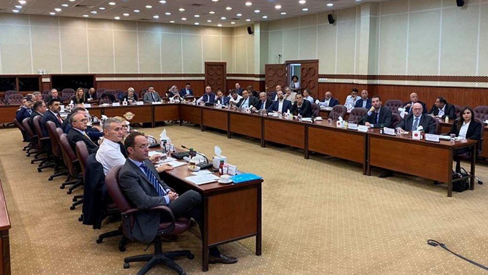 Επιχειρηματική αποστολή ΣΕΒ, ΕΒΕΑ, ΣΕΒΕ και Enterprise Greece στην Ιορδανία