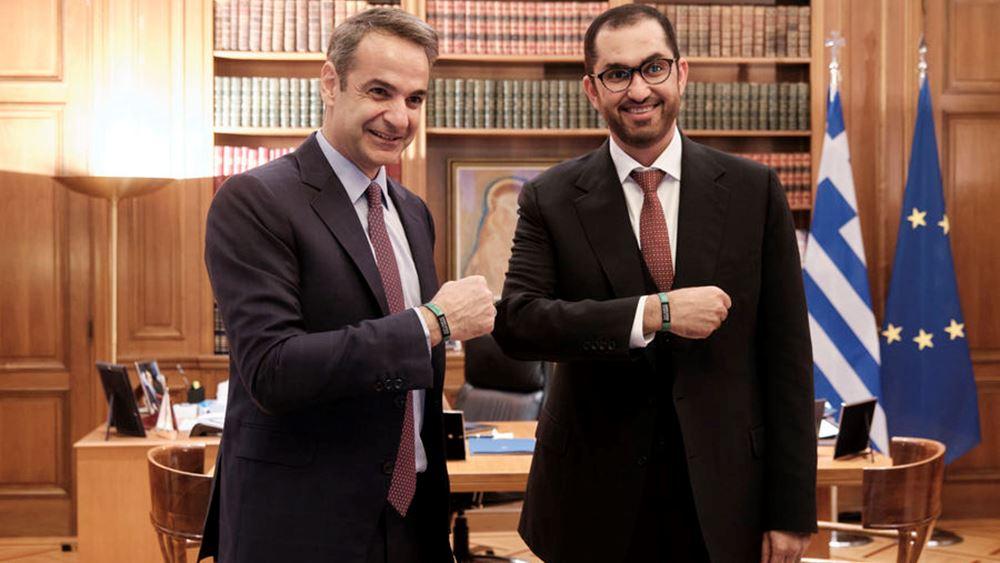 Η συνεργασία Αθήνας-Άμπου Ντάμπι στο Φόρουμ Διευρυμένης Στρατηγικής Συνεργασίας