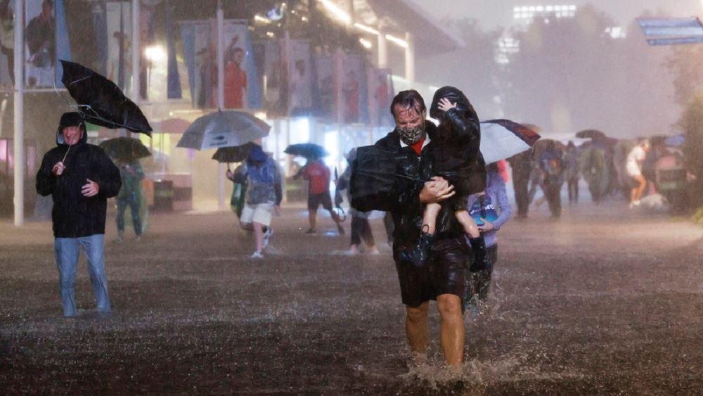 ΗΠΑ: Τουλάχιστον 13 οι νεκροί στη Νέα Υόρκη και το Νιού Τζέρσεϊ από τις σφοδρές βροχοπτώσεις