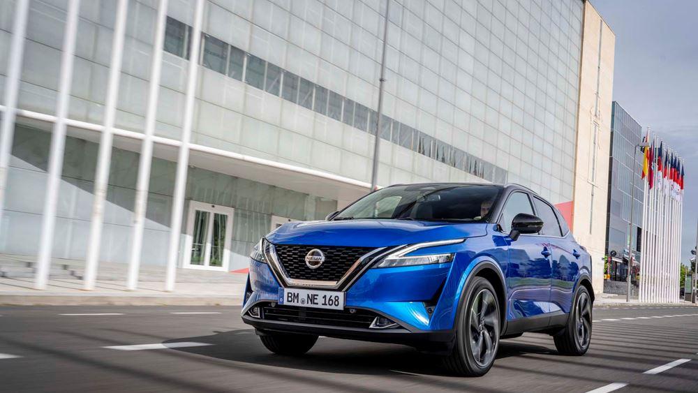 Νέο Nissan Qashqai: Έφτασε ήδη τις 10.000 παραγγελίες