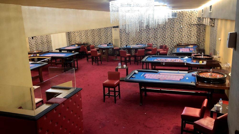 67 άτομα παραβίασαν το lockdown για να παίξουν παράνομο τζόγο