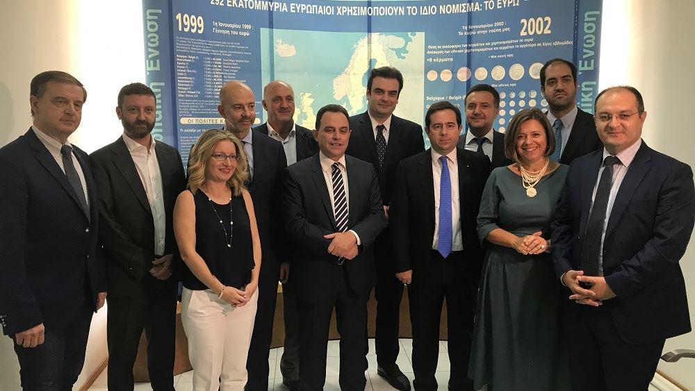Ν. Μηταράκης: Στηρίζουμε τη βιομηχανία και την επιχειρηματικότητα στη Βόρεια Ελλάδα