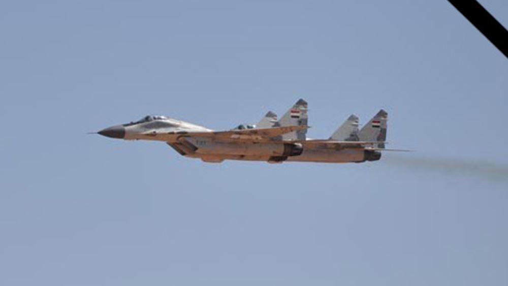 Η Ρωσία έστειλε δεύτερη παρτίδα μαχητικών MiG-29 στη Συρία