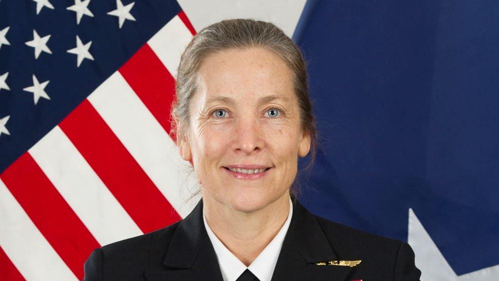 ΗΠΑ: Για πρώτη φορά γυναίκα επικεφαλής της Ναυτικής Σχολής Πολέμου